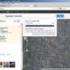 Google Maps di Blog