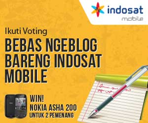 Vote Kompetisi Indosat Mobile