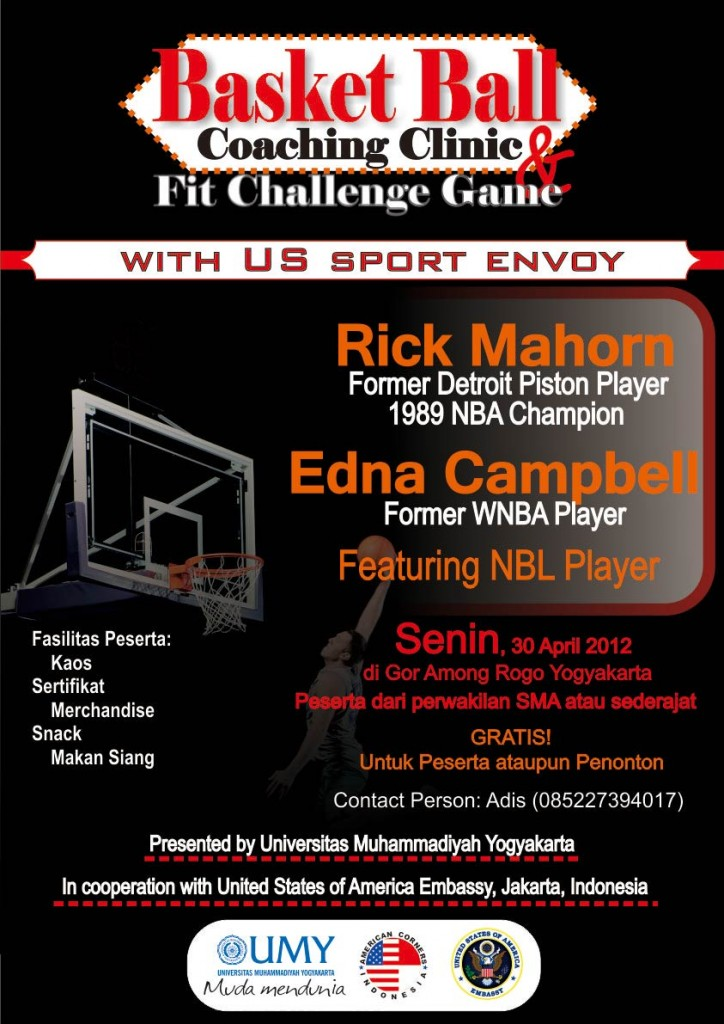 Basket Ball Coaching Clinic