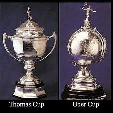 thomas & uber cup