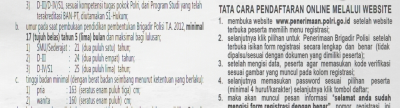 Privacy Policy Pengumuman Cpns Pusat Informasi Share The Knownledge