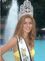 Miss Tourism World 2001