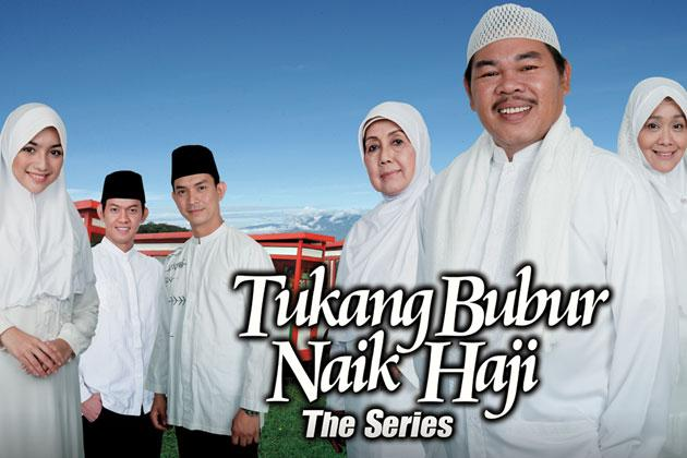 Tukang Bubur Naik Haji The Series RCTI