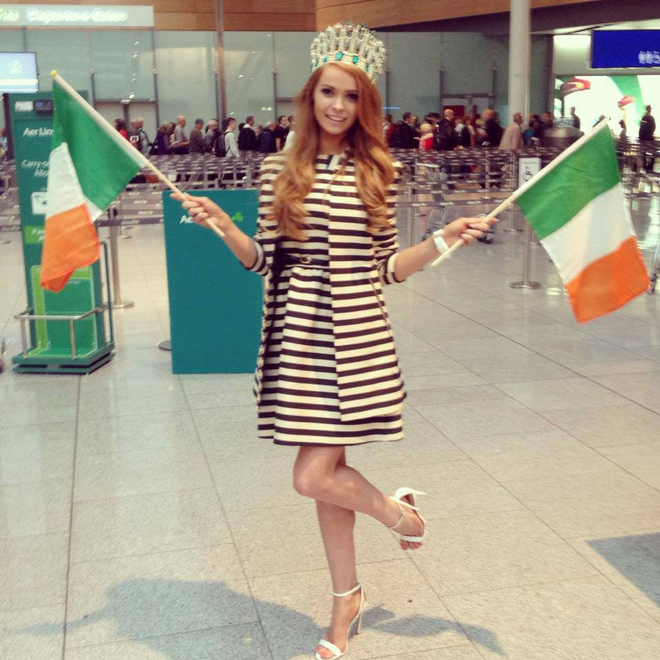 Aoife Walsh Miss Ireland