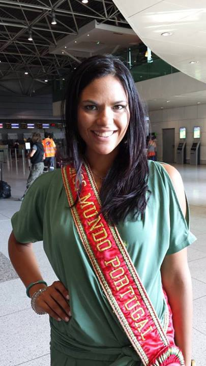 Elisabete Rodrigues Miss Portugal 2013