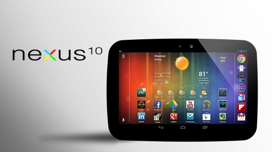 Tablet Android Nexus 10