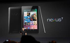 Tablet Android Nexus 7